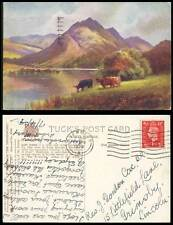 Raphael Tuck & Sons Collectable Perthshire Postcards
