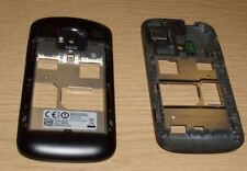 Genuino, originale Nokia E5 BACK HOUSING FASCIA Telaio Copertura Altoparlante FLASH SOCKET