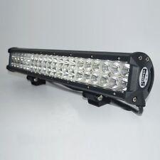 "20 "" 126W LED WORK LIGHT BAR COMBO Offroad DRIVING LAMP 4WD ATV Trucks 12V 54W"
