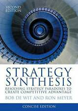 Strategy Synthesis: Concise Version-ExLibrary