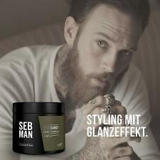 Seb Man the Dandy - Pomade with Light Hold - Shiny, Smooth Finish 75 ML