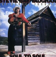 CD musicali Soul per Blues Stevie Ray Vaughan