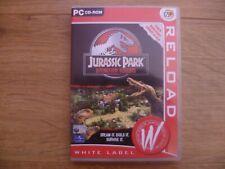 Jurassic Park Operation Genesis Park Building Simulation PC