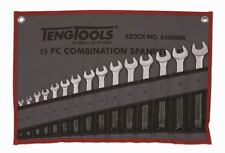 Teng Tools 12pc Combination Spanner Wrench 22mm-34mm Metric Set