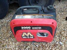 mi-t-m generator 2000 inverter