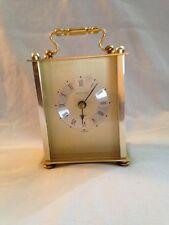 Brass Modern Carriage Clock