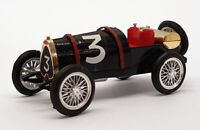 Brumm 1/43 Scale Diecast SM134 - Alfa Romeo Race Car - #3 Black