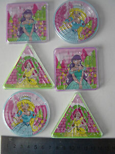 Puzzle Maze, 7 Themes, Party bag wedding pack filler, boy girl, bright colours