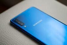 """OFFERTISSIMA SAMSUNG GALAXY A7 2018 6"""" BLUE 64GB DUAL SIM 24MP """"EXTRA LUSSO"""""""