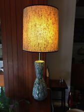 Stunning Vintage 1960s Large Fratelli Fanciullacci Italian Pottery Lamp Base