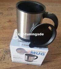 Selbstrührende Tasse mit Thermo-Funktion 350 ml Geschenkidee