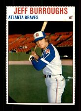 1979 Hostess #20 Jeff Burroughs Braves EX *6K