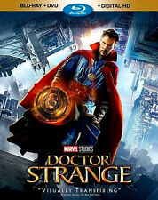 Marvel Doctor Strange Mind Bending Super Hero Movie Blu-ray DVD & Digital Copy
