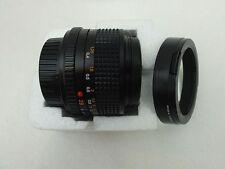 Minolta Camera Lens Objektiv 28/2.8 MD Kameraobjektiv