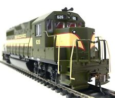 HO Scale Model Railroad Trains Layout Engine Seaboard GP-40 DCC Equip Locomotive