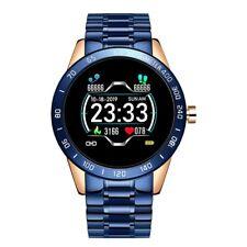 New 2020 LIGE Smart Watch Men Waterproof Sport Heart Rate Blood Pressure Fitness