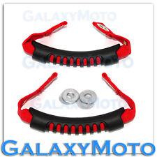 Extreme RED Rear Side Grab Handle Set for 07-17 Jeep Wrangler JK