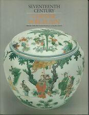 RARE – BOOK / CATALOG – 17C CHINESE PORCELAIN Butler Family Collection 1990
