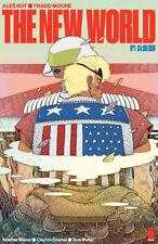 New World #1 (of 5) (Cover C - Bertram)