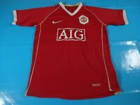 authentic vtg Manchester united  2006 soccer football shirt jersey