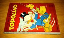 TOPOLINO LIBRETTO # 346 - 15 LUGLIO 1962 - CON BOLLINO E FIGURINE - T9