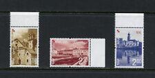 Croatia 2007  #661-3   City views   3v.  MNH  M172