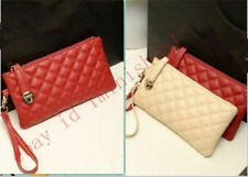 Fashion New Women Soft Leather Clutch Wallet Long PU Card Purse Handbag Clutch
