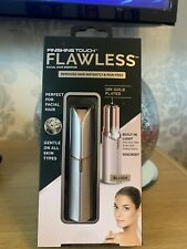 Finishing Touch FLAWLESS Blush Edition 18K Gold Plated Facial Hair Remover - New
