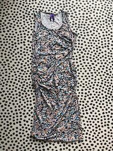 Seraphine Maternity Bodycon Midi Dress Size UK 8