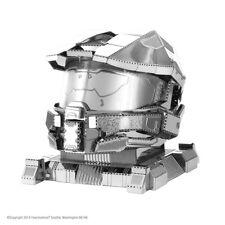 Master Chief tête casquée Halo 3d-métal-KIT METAL Earth 1290