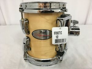 """Pearl Reference 6/"""" Diameter X 7/"""" Deep Mounted Tom//Copper Fire Sparkle//# 192//New"""