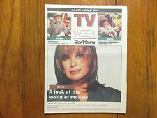 June 26, 1994 Minneapolis Star Tribune TV Week Magazine(LINDA  GRAY/MODELS INC.)