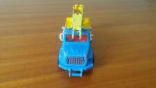 Véhicule Miniature Majorette « Camion Grue » Bon Etat