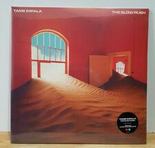 TAME IMPALA 'The Slow Rush' Ltd. Edition 180g RED/BLUE Vinyl 2LP NEW/SEALED