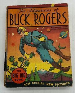 1934 Adventures Of Buck Rogers Book