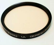 Kenko 1A skylight Sky series 7 VII Lens Filter drop in type made in Japan