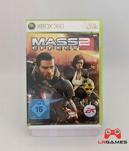 Mass Effect 2 (Microsoft Xbox 360) PAL Spiel