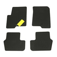 2007-2016 Jeep Patriot Compass 4 Slush Mats For Front & Rear Slate Gray OEM NEW