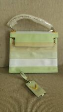 Valentino My Rockstud Striped Satchel Bag
