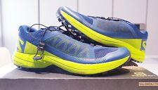 Salomon gtx alphacross-caballeros zapatillas-trailrunning 2019-azul l40805400