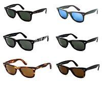 Occhiali da Sole ray ban rb 2140 wayfarer sunglasses sonnenbrille lunette