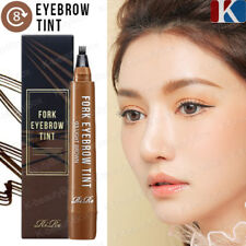 Fork Tattoo Eyebrow #Light Brown / Lasts up to 8 days! Long Lasting Waterproof