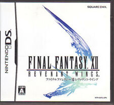 [FROM JAPAN][NDS] Final Fantasy XII: Revenant Wings [Japanese]
