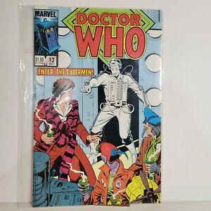 Doctor Who #13 Marvel Comics 1985 Enter the Cybermen Combine Shipping