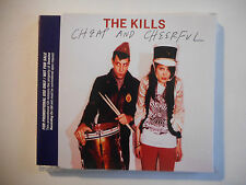 THE KILLS : CHEAP AND CHEERFUL ♦ CD SINGLE PORT GRATUIT ♦