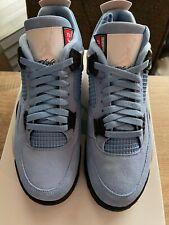 Jordan 4 Retro University Blue Size 8.5