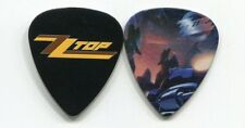Zz Top Novelty Guitar Pick! Recycler Billy Gibbons, Dusty Hill, Frank Beard