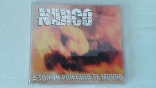 """NARCO """"A TOMAR POR CULO EL MUNDO"""" CD MAXI 3 TRACKS 1 TEMA INEDITO"""
