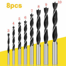 Drill Bits Set High Carbon Steel Metal Wood Drilling Tools for Woodworking Tools