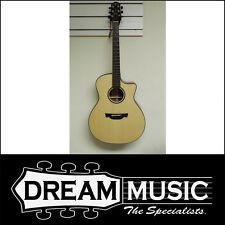Crafter GXE600S Able Series Solid Spruce Top w/ Mahogany Back and Sides RRP$1199